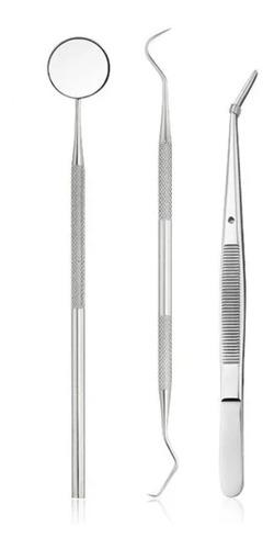 Kit De Limpieza Higiene Oral X 3 U - Unidad a $3333