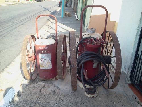 Extintor Industrial Antigo
