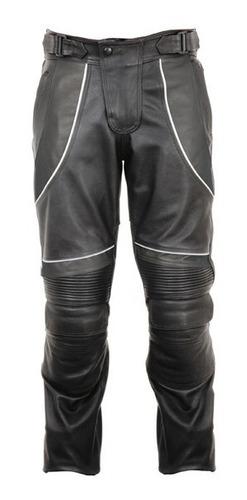 Calça Couro Bovino, Masc.motociclismo, motoqueiro, casual Cl03