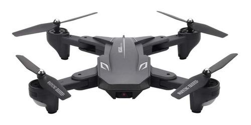 Drone Visuo Xs816 Con Cámara Fullhd   Black 1 Batería