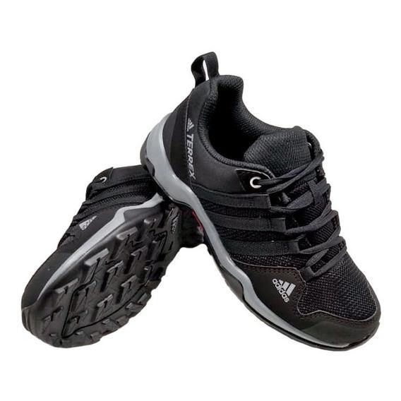 Zapatillas adidas Niños Terrex Ax2 Trekking Bb1935 Eezap