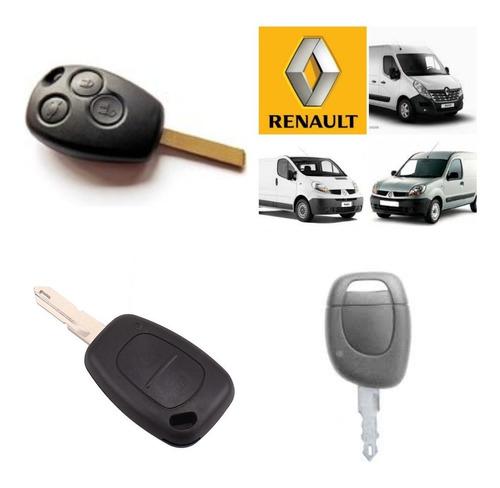 Copia Llave Renault Kangoo  Sandero Duster Oroch  2019