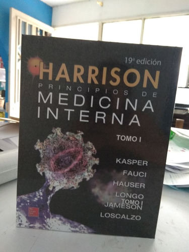 Medicina Interna Harrison 19 Ed.