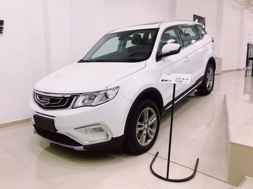 Geely Emgrand X7 Sport 4x2 2.4 A/t 0km Active