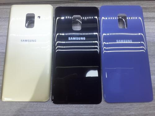 Tapa Trasera Samsung A8 2018