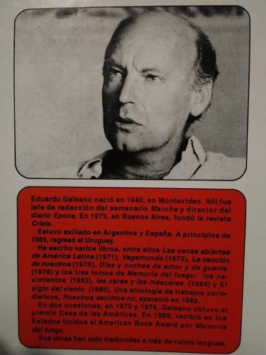 El Libro De Los Abrazos- Eduardo Galeano- Impresion 1996