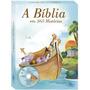 A Bíblia Em 365 Historias Ilustrada Infantil Incluso Cd