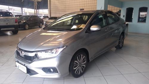 Honda City 1.5 Ex 16v Flex 4p Automático 2018/2018