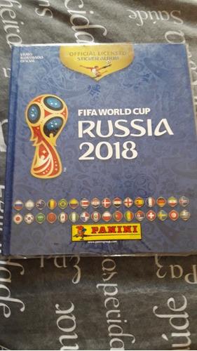Album Da Copa Do Mundo 2018 Russia Completo