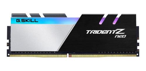 Memória Ram Trident Z Neo  16gb 2x8gb G.skill F4-3600c16d-16gtznc