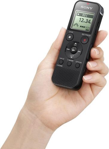 Sony Px470 Gravador Audio Digital Voz Profissional