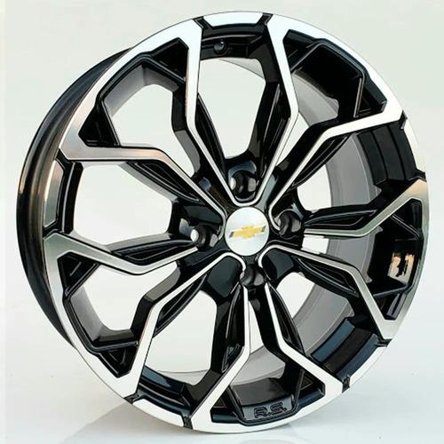 Rodas Chevrolet Onix Celta Aro 15 4x100 (jogo) + Bicos