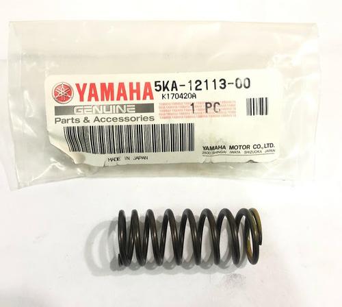 Resorte De Valvula Orig. Yamaha Ybr125-otros Panella Motos