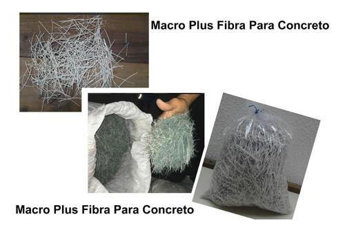 Macro Plus Fibra Para Concreto