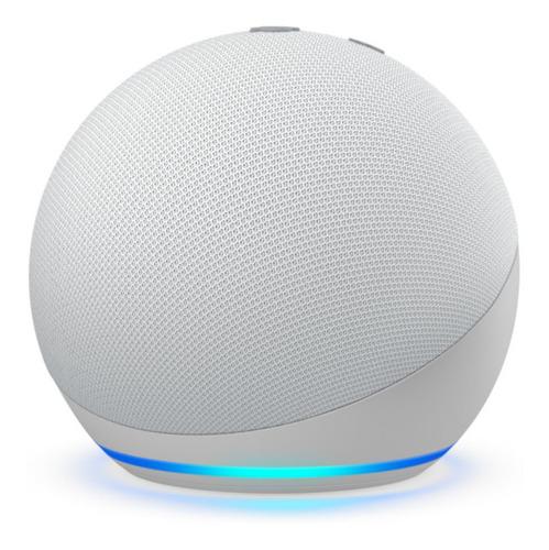 Smart Speaker Amazon Alexa Echo Dot 4 Branco Português Novo
