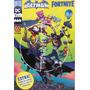 Revista Batman Fortnite Primeira Edição
