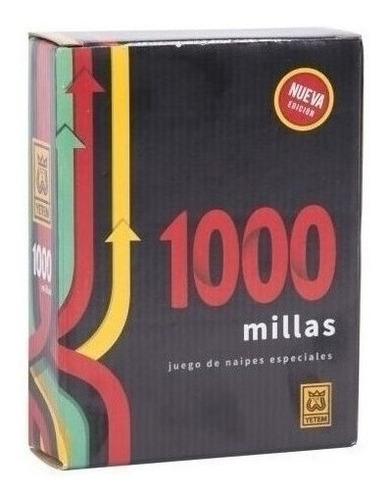 Juego De Mesa - Mil Millas - Xion Store