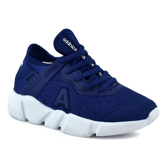 Zapatillas Addnice Nairobi Azul Para Nenes Del 25 Al 29