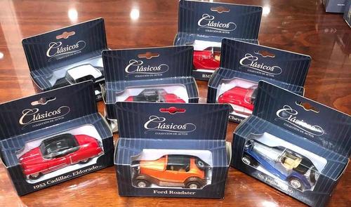 Colección Autos Clásicos 2 Modelos