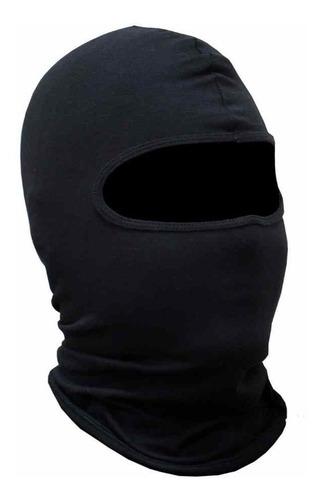 Touca Ninja Balaclava Capuz Motoqueiro Malha Toca Gorro