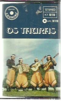 Fita Cassete Os Tauras Original