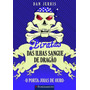 Livro Piratas Das Ilhas Sangue De Dragao 08 O Porta joias