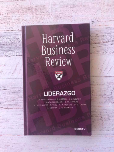 Harvard Business Review (colección Completa O Por Separado)