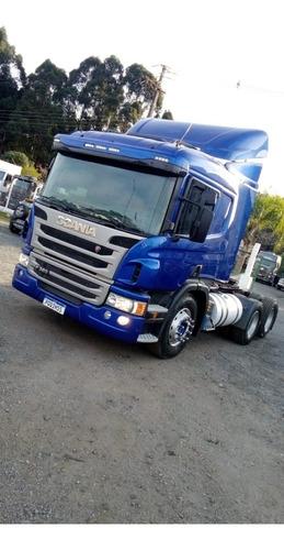 Scania P360 2016
