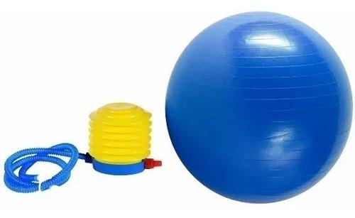 Balón Pelota Equilibrio Pilates Yoga Gym Ball + Inflador