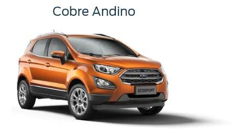 Ford Ecosport Se 1.5l Dragon At