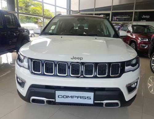 Jeep Compass Limited Plus 2.0l Td At9 4x4  0km