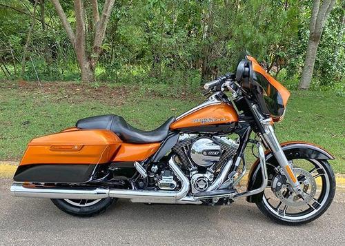 Harley-davidson Street Glide Flhx