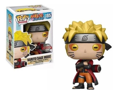 Funko Pop Naruto Sage Mode #185 (special Edition)