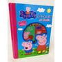 Kit 6 Mini Livros Peppa Pig Diversão Em Família Box