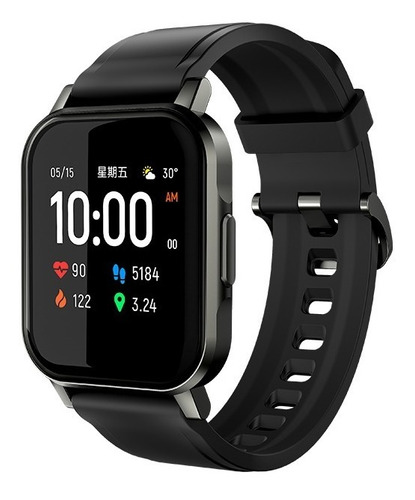 Xiaomi Haylou Ls02 Relógio Inteligente Versão Global