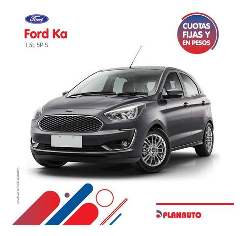 Ford Ka Financiado