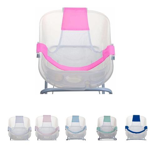Rede De Proteção Banho Do Bebê Apoio Segurança Universal