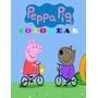 Peppa Pig Colorear: Gran Libro Pará Colorear Para Nios De 3