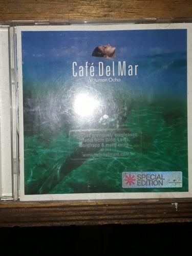Cd Cafe Del Mar Vol.8