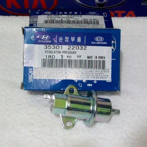 Regulador Presion Gasolina Hyundai Accent 1.3 / 1.5