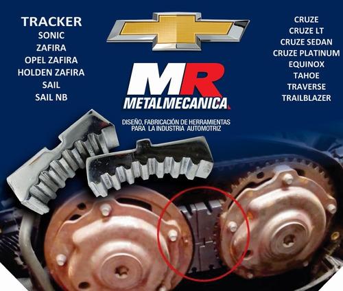 Herramienta Cambio Correa De Distribución Chevrolet Tracker