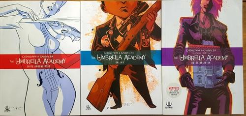 The Umbrella Academy - Tomo 1 Al 3 - Utopia - Gerard Way