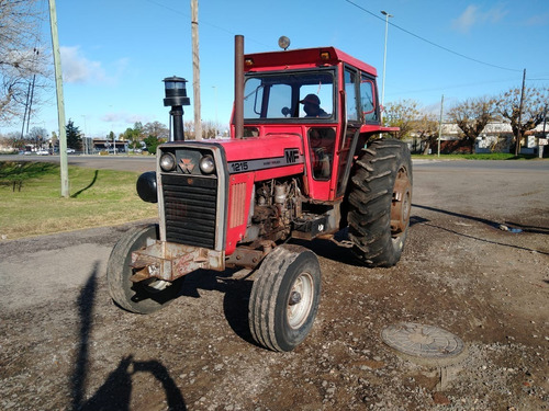 Tractor Massey Ferguson 1215, Año 1986, Motor Perkins 6354