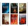 Kit Livros Game Of Thrones Cavaleiro Sete Reinos Ilustrado