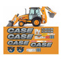 Adesivo Retroescavadeira Case 580n Etiqueta Advertência Mk
