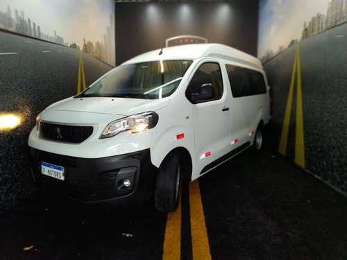 Peugeot Expert 1.6 Bluehdi Diesel Minibus Manual