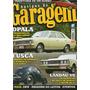 Antigos De Garagem Nº13 Opala Landau V8 Fusca Karmann Ghia