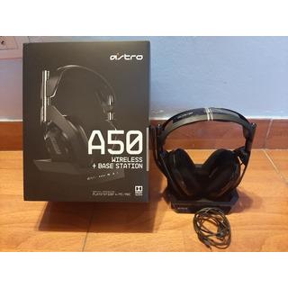 Auricular Astro A50 Gen4 Ps4 Y Pc