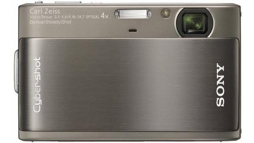 Câmera Digital Sony Dsc Tx1 2 Baterias Carregador Cabo