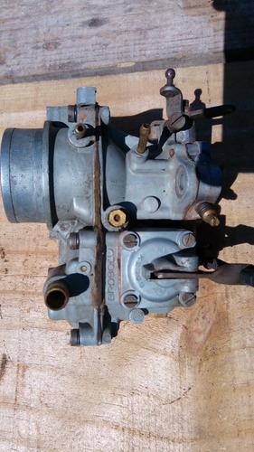 Carburadores Da Kombi 1600 À Álcool